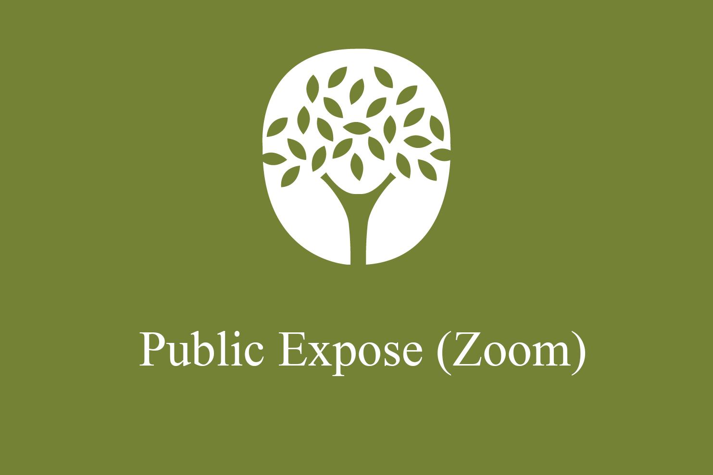 Public Expose RUPS 2021 (Zoom)